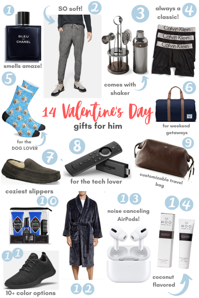 14 Valentine's Day Gifts For Him