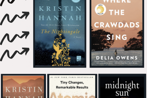 Top 5 Books to BINGE over the holidays