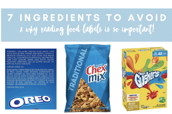 7 ingredients to avoid & why