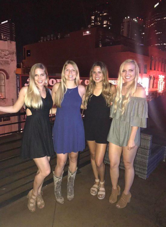 Girls Weekend in Nashville, Tennessee