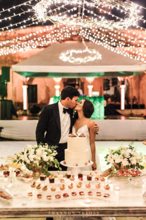 Destination Wedding in Merida, Mexico at Hacienda Tekik de Regil